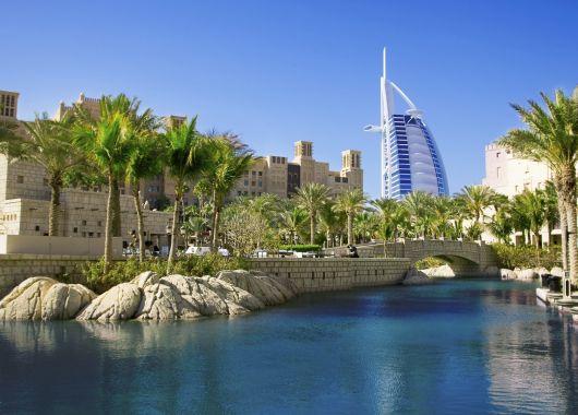 Luxus in Dubai im Juni: 1 Woche auf Palm Island im 5*Hotel inkl. Flug und Frühstück für 787€