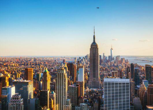 New York im Sommer – günstige Hin- und Rückflüge mit British Airways für 416€