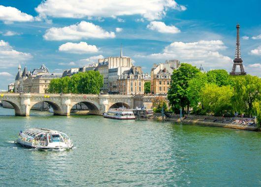 Paris: 3 oder 4 Tage im guten Hotel inkl. Frühstück und einer Bootsfahrt ab 89€ pro Person