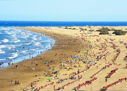 1 Woche Gran Canaria im Juni: Apartment, Flug und Transfer ab 308€