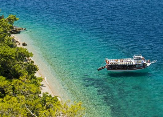 Türkei: 1 Woche im 3* Hotel inkl. Flug, Transfer und Halbpension ab 187€