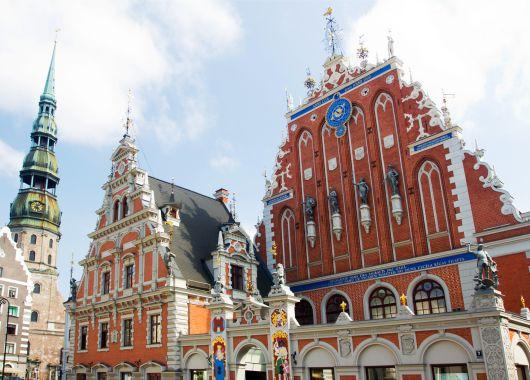 Himmelfahrt in Riga: 4 Tage im 4* Hotel inkl. Frühstück ab 85,50€ pro Person