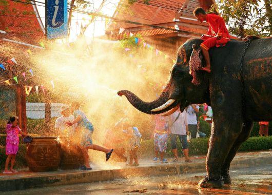 Airberlin: Hin- und Rückflüge nach Bangkok ab 487€