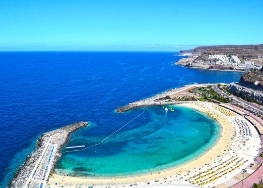 Gran Canaria im Dezember: 1 Woche im 4* Hotel inkl. Flug, Wellness und Halbpension ab 392€ pro Person