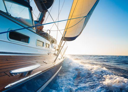 Yachtcharter in Brandenburg für 4 o. 5 Tage mit bis zu 6 Personen ab insgesamt 418€