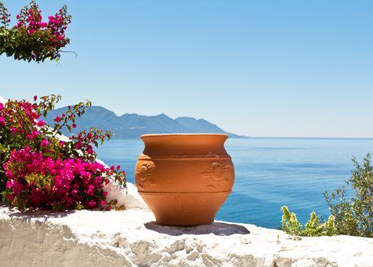 Olympische Riviera im Oktober: 7 Tage im sehr guten 4*Hotel inkl. Flügen und Halbpension ab 330€