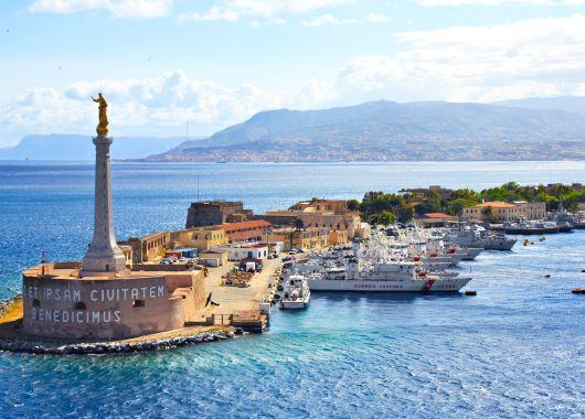 7 Tage Sizilien im Oktober: 4,5* Hotel inkl. Meerblick, Frühstück, Flug und Transfer ab 388€
