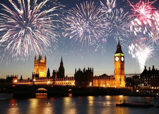 Silvester-Special: 3-5 Tage London im guten 4* Hotel inkl. Flug und Frühstück ab 349€ pro Person