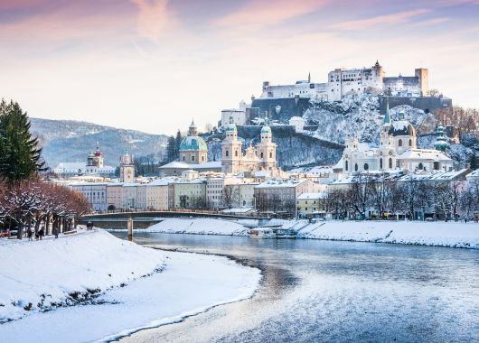 Salzburger Christkindlmarkt: Sehr gutes 4-Sterne Hotel für 63 Euro für zwei Personen im Doppelzimmer