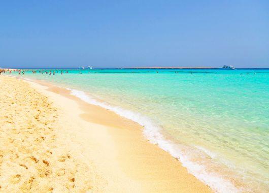 Luxus in Ägypten: 1 Woche All Inclusive im 5* Hotel inkl. Flug, Transfer und Rail & Fly ab 299€