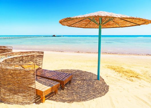 11 Tage Djerba inkl. 4* Hotel mit Halbpension, Flug ab Düsseldorf, Transfer und Rail&Fly für 307€