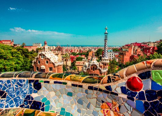 Barcelona: 4 Tage im zentralen 3* Hotel inkl. Frühstück ab 107€