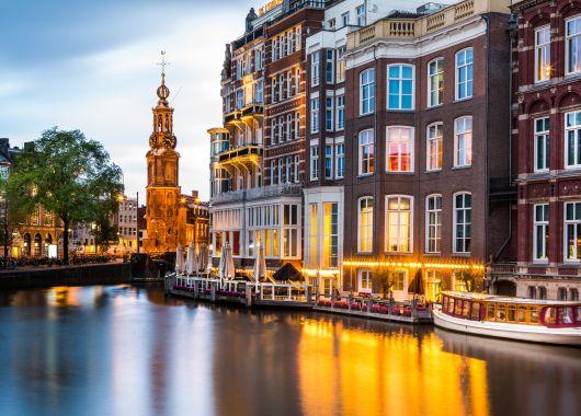 2 – 4 Tage im super zentralen 3* Hotel in Amsterdam inkl. Frühstück ab 37,50€