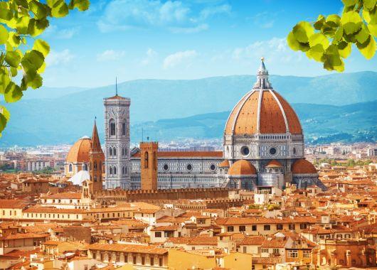 Florenz: 3 oder 4 Tage im 3*Hotel mit Frühstück und Flug für 149€