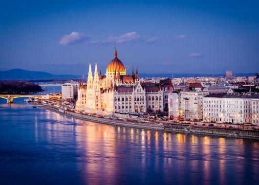 Budapest: 3 oder 4 Tage im guten 4* Hotel inkl. Frühstück ab nur 49€ pro Person