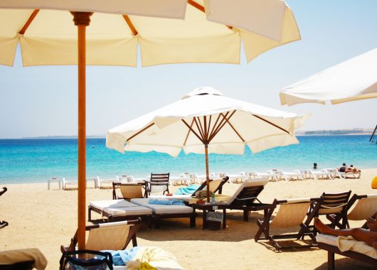 1 Woche Ägypten im Dezember: 4* Hotel All Inclusive, Flug, Transfer und Rail&Fly ab 292€