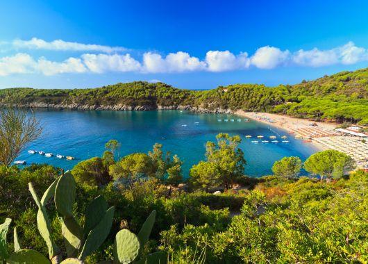 1 Woche im September auf die Trauminsel Elba ins 4*Hotel mit Flug ab 328€