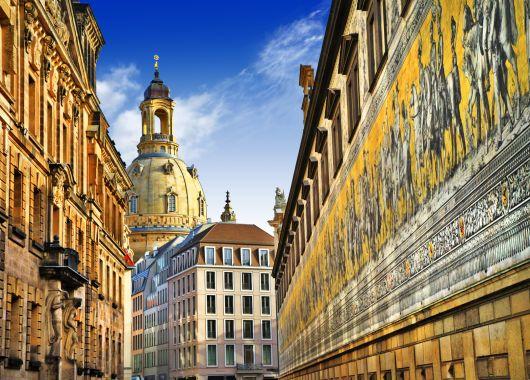 Dresden: Nächte im sehr guten 4* Hotel inkl. Frühstück und Wellness ab 39€ pro Person