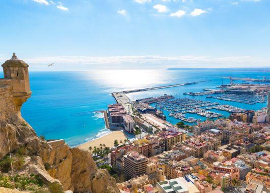 Kurzurlaub in Alicante: 4 Tage im 4* Aparthotel inkl. Flug und Frühstück ab 133€