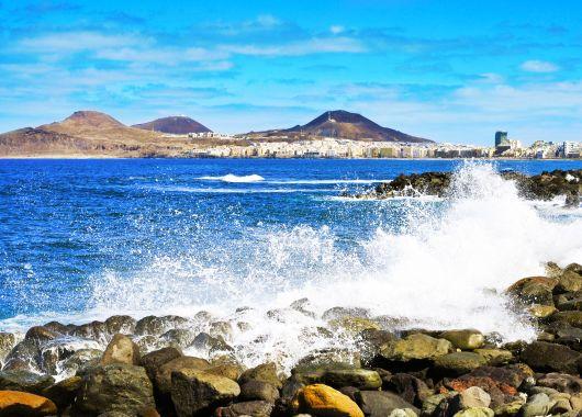 Lastminute: 5 Tage Gran Canaria inkl. Apartment, Flug ab Düsseldorf, Rail&Fly und Transfer für 234€