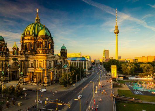 Berlin: 3 oder 4 Tage im zentralen Hotel inkl. Frühstück ab 99€ für zwei Personen