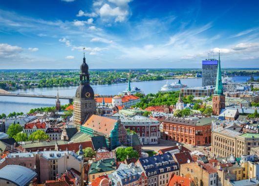 4 Tage Riga im 4* Hotel inkl. Flug und Frühstück ab 99€