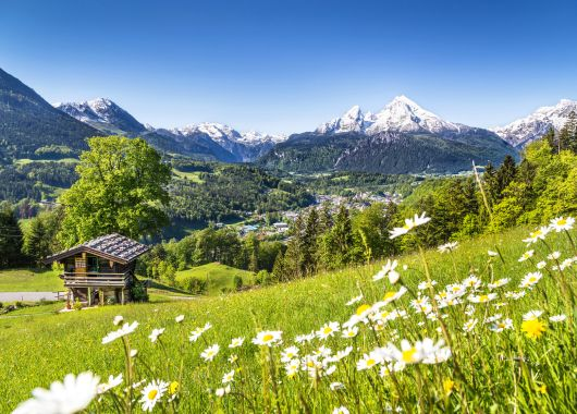 3 Tage im 5* Kempinski Hotel Berchtesgaden inkl. Frühstück und Spa ab 299€