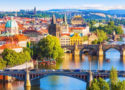 Langes Wochenende in Prag im guten 4* Hotel inklusive Frühstück ab 58€