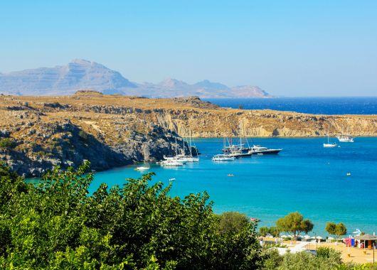 9 Tage Rhodos im 4* Hotel inkl. Flug, Transfer, Rail&Fly und Halbpension ab 422€