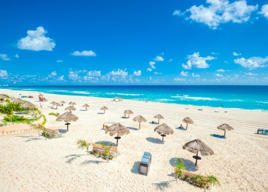 Mexiko: 14 Tage in Cancún inkl. Flügen, Transfers und Rail & Fly ab 817€