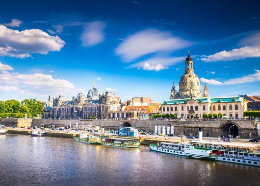 4 Tage Dresden zu zweit: 3,5* Hotel inkl. Frühstück, Wellness, Dinner und Late Check Out ab 199€