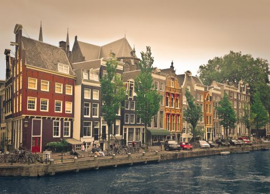 Citytrip Amsterdam: 3 Tage ins tolle 3*Hotel mit Frühstück ab 99€