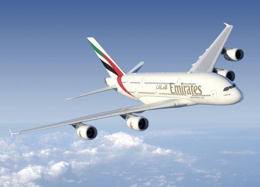 Emirates Gutschein: 10% Rabatt auf den Flugpreis