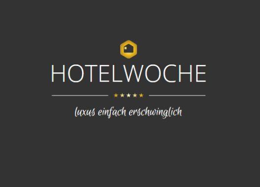 VERLÄNGERT: Hotelwoche.de – 4-Sterne Hotels ab 50€ für 2 Personen, 5-Sterne Hotels ab 70€ für 2 Personen