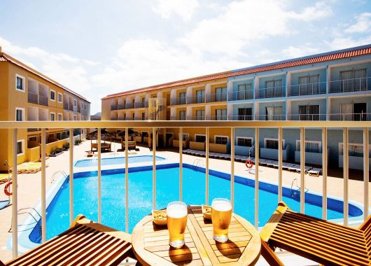 Fuerteventura: 1 Woche im guten 3* Apartment inkl. Flug und Transfers ab nur 171€