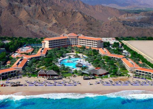 1 Woche Fujairah im 4,5* Hotel mit Halbpension, Flug und Transfer ab 534€
