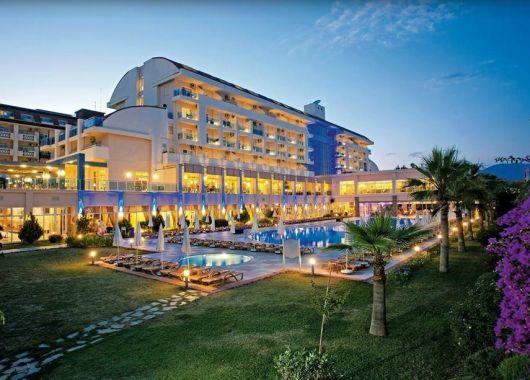 9 Tage Türkei im 5* Hotel mit All In, Flug und Transfer ab 296€