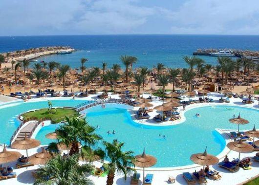 7 Tage Hurghada im 5* Hotel inkl. Halbpension und Transfer schon ab 286€