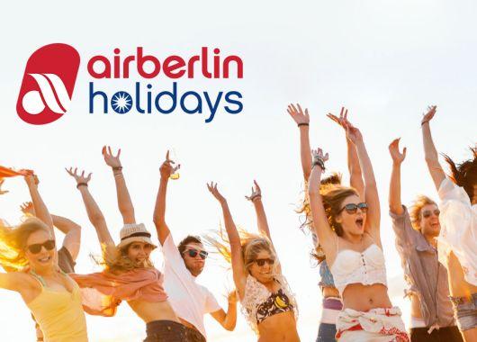 Airberlin Holidays Gutschein: 50€ Rabatt auf alle Reisen