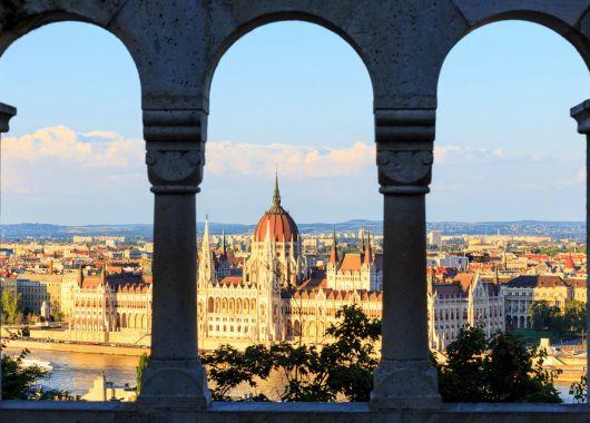 3 Tage Budapest im 4* Hotel inkl. Frühstück und Wellness ab 79€ pro Person