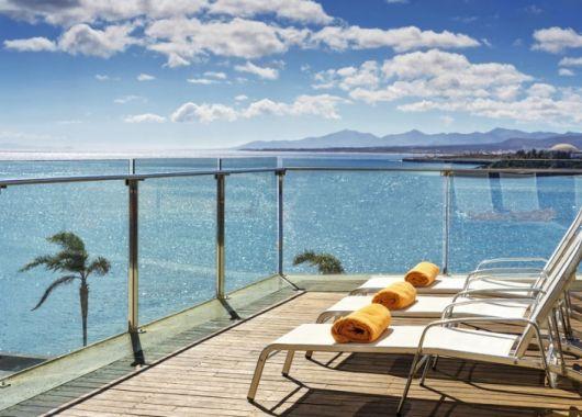 1 Woche Lanzarote Anfang Oktober: 5* Hotel mit Frühstück, Flug und Transfer ab 590€