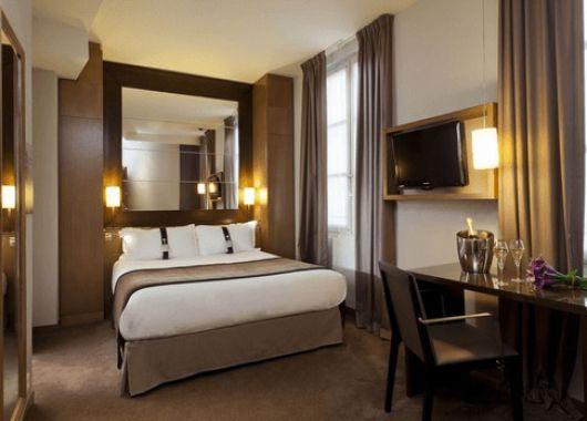 Städtereise: 3 Tage Paris im 5* Hotel mit Frühstück und gratis Parken ab 119€