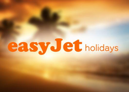 50€ easyJet holidays Gutschein ohne Mindestbuchungswert