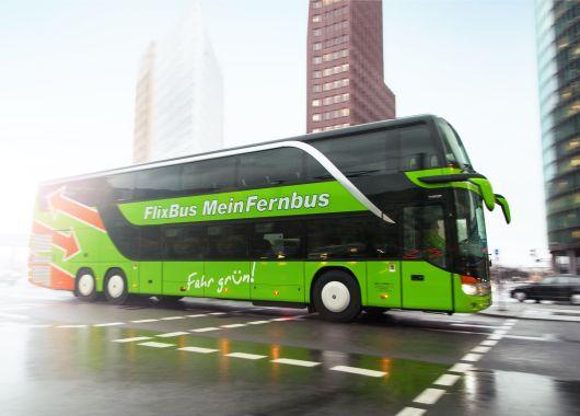 Flixbus-Gutschein: 20% Rabatt auf versch. Verbindungen zwischen Augsburg und Berlin