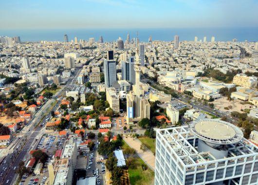 Tel Aviv: 5 Tage inkl. Flug und Hotel ab 349€ pro Person