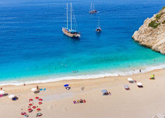 Türkei im Mai: 1 Woche All Inclusive mit Flug, Transfer und Hotel ab 256€ pro Person
