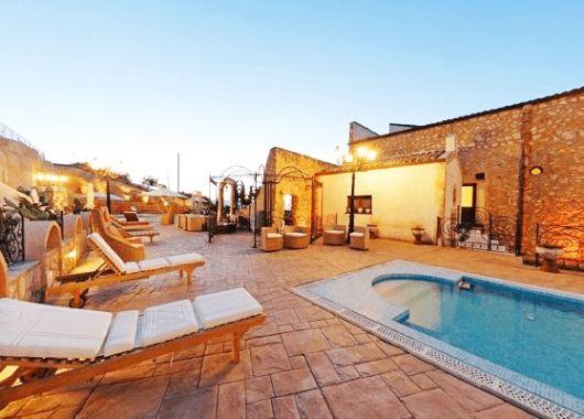 1 Woche Sizilien im 4* Kloster-Hotel inkl. Frühstück, Flug und Mietwagen ab 389€
