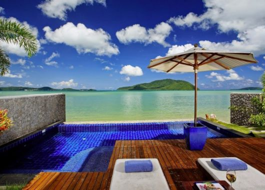 2 Wochen Phuket im 5* Hotel inkl. Frühstück, Flug und Transfer ab 833€