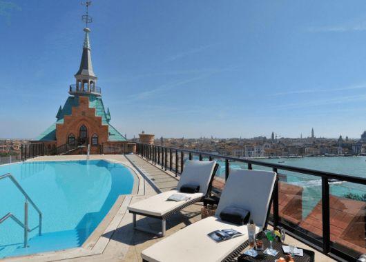 Luxus in Venedig: 4 Tage im 5* Hotel inkl. Frühstück und Flug ab 368€