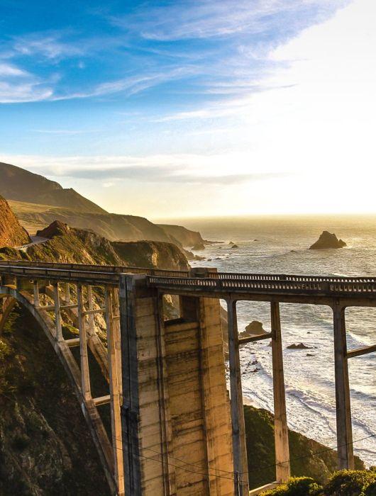 Die 5 schönsten Mietwagenrouten – Teil 2: Pacific Coast Highway